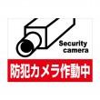 APSS-033 防犯カメラ作動中_1 (アルミパネル看板)