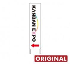 縦型 オリジナル木枠トタン看板 【TSO-003】