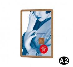 屋内外パックシート仕様選択可能 A2型ポスターグリップ PG-32RW-A2