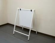 小型 両面看板 スチール製 バリケードサイン オハコスタジオ様