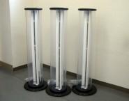 無地納品可能 サークルライトサイン 円筒型電飾看板 ヤマフジ北本店様 EN-291