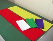 印刷無し オリジナルのぼり旗 上部袋縫いのみ 法専寺様